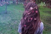 hair / by Maggie Bolden
