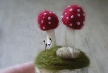 Felted / by NobleKnits
