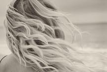 : hair : / by Caradine Tully