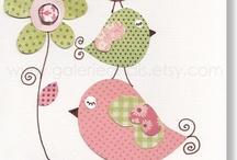 Cards - Birds & More