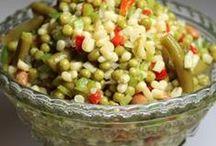 food / Macaroni salad / by Kathy Hollingsworth Goodson