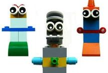 Blocks & Lego / Ideas for blocks and lego activities to do with kids