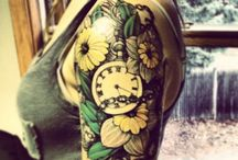 tattoos / by Danielle Laura