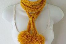 Knit/Crochet / Things I want to make... / by Wanda Quinn