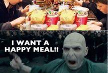 YER' A WIZARD, 'ARRY!!!!!!!!!!!! <3 / Harry Potter!!! WINDARDIUM LEVIOOOOSA! / by Lynleigh Jones