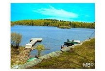 Lake Rights - Waterfront Homes in Upstate NY / Upstate New York has many lakes for beautiful views, recreation or fishing. Whether you rent for a season, or buy a lakefront dream home, the Hudson Valley and areas north of New York City have many waterfront real estate opportunities. / by Upstater Blog