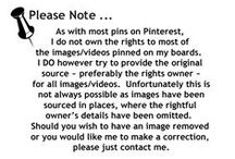 Source pins to original owner. / by Alanna Jane