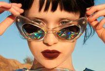 specs / eye glasses & sun glasses / by Alex Ibsen