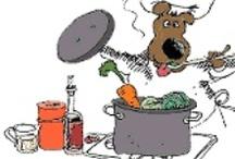 Doggie Treats~~~ / healthy dog treat recipes / by Sylvia Williams