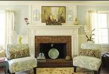 Fireplaces & Mantels