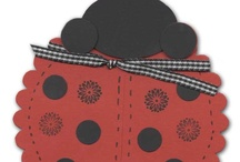 Cards - Ladybug