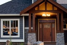 Doors / Doors entrance systems Vinyl Metal Clad Wood Gienow & Gienow Renovations (gienow) on Pinterest
