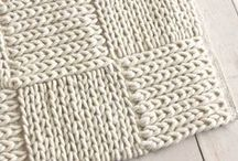 Cream, Cream, Cream! / There is something so calming about cream and it's a great source for inspiration! #cream #creme / by NobleKnits