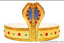 Ancient History / Lesson ideas and theme activities for Ancient Egypt. Great history ideas for teachers and homeschoolers.