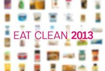 Eat Clean / by Erika P