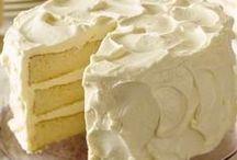 Cakes / by Shellie Adkison-Hilgendorf