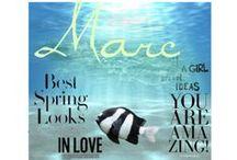 """Marc / BÖJTMÁS – KIKELET HAVA – TAVASZELŐ Halak hava február 19. – március 20.  """"Én hiszem. (Az önzetlen szeretet minden gátat felold.)"""" Vele kezdődik a tavasz. A Nap a Kos jegyébe, és az egyenlítőbe lép, amivel egyidejűleg áll be a tavaszi napéjegyenlőség is (20-22. között)  / by Haus of Sugarstar"""