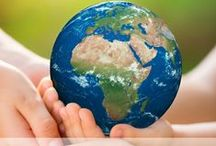 Earth Day / Earth Day ideas for lessons and activities to do with kids