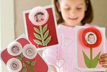 Mother's Day / Activity Ideas for Crafts and Lessons for Mother's Day