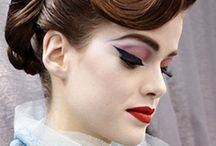 : glam : / The art of makeup / by Caradine Tully