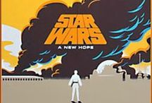 In a galaxy far, far away... / Star Wars!!!!! / by Lynleigh Jones