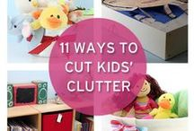Quick + Simple Clutter Control