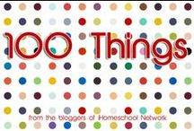 100 Things / #IHSNET  100 Things  Link Up