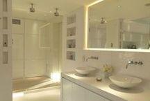 Bathroom Lighting Inspirations / Bathroom Lighting