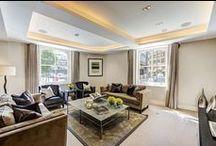 Living room lighting inspiration