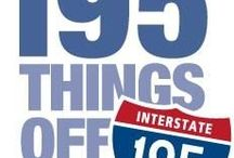 195 Things Off 195 / How many things are there to see or do around Greater Fall River? We've come up with 195 Things .. Off I-195. The Herald News is featuring one a day, every day, for 195 days.  / by The Herald News of Fall River