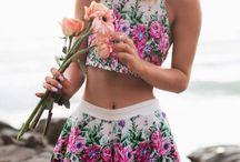Crop Top Fashion