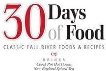 30 Days of Fall River Food / 30 days of recipes from readers or restaurants on heraldnews.com. From classic to modern dishes, and distinctly Fall River.  / by The Herald News of Fall River