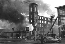 Historic Fall River Fires / by The Herald News of Fall River