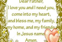 family and friends prayer