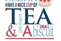Tea {it's not just} A Drink With Jam and Bread ♥ Amser Te ☕ / It is always time for tea . . ♥ Amser Te ☕