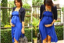 Maternity Outfit / mommy blogger. pregnant blogger. maternity.