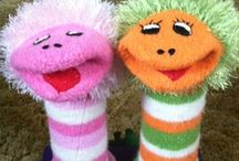 Crafts: Puppets / .