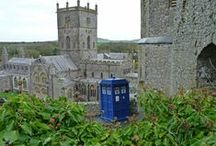 {~~~Hello Sweetie~~~} Doctor ♥ / or . . more like a big ball of wibbly wobbly . . timey wimey . . stuff . . / by Deb ShireGardener