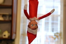 Elf on the Shelf / by Discount Queens