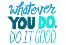 Inspiring Quotes // Motivación a tope / Frases motivacionales y molonas