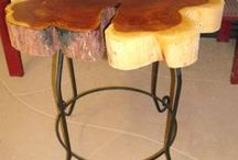 rustic wood projects / by Maria Ralphs Macrae