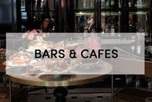 + BARS AND CAFES