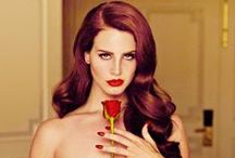 Lana del Rey tastes like Pepsi Cola ;) / by Gaby Rioja