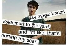 Diagon Alley / All Harry Potter, all the time.