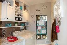 Laundry Room / by Ashleigh Creech