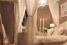Bedrooms / by Ashleigh Creech