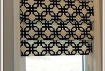 Window Treatments / by Ashleigh Creech