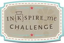 Craft Inspiration - In{k}spire_me / Challenge Blog In{k}spirations