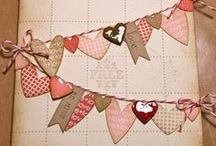 Bunting Banners Garlands and Flags / by Deb ShireGardener