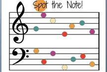 Teaching piano / music